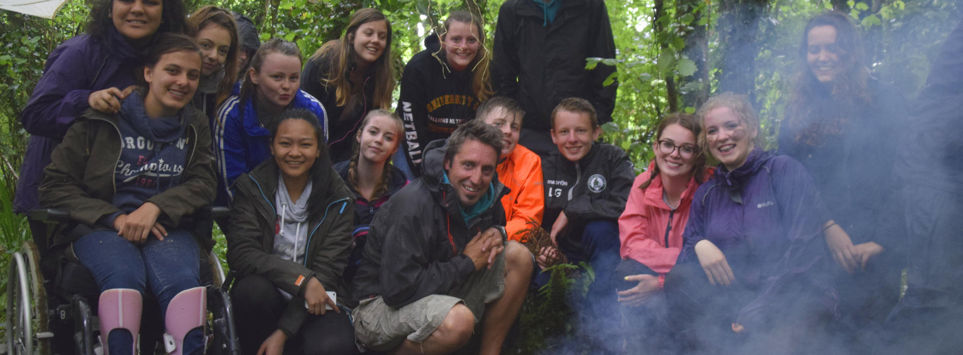Whitehill Country Park's Bushcraft Session