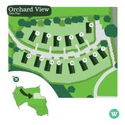 Orchard View Site Plan