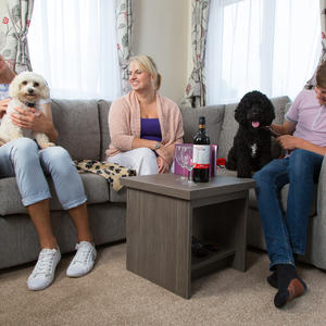Whitehill Country Park Dog Friendly Caravan