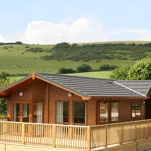 Whitehill Country Park Lodges