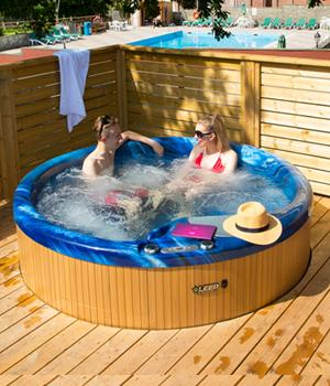 Hot Tub Holidays